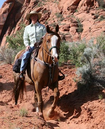 Snow Canyon Trail Rides
