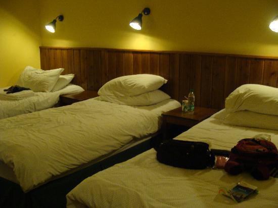 Le Tour Traveler's Rest Youth Hostel : 3-people ensuite room