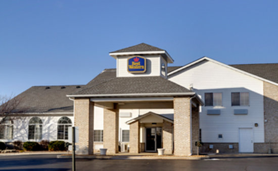 Oglesby (IL) United States  city images : BEST WESTERN Oglesby Inn Illinois Hotel Reviews and Rates ...