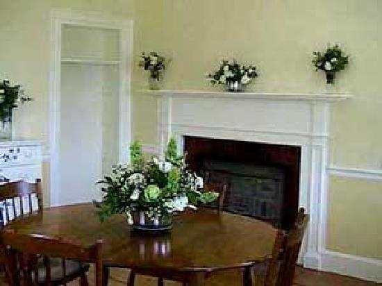 Tide's End Farm: Dining Room of house