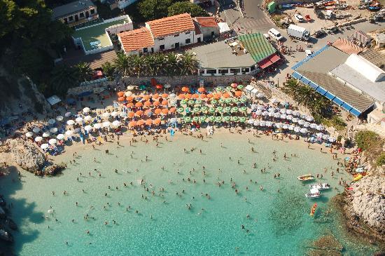 Tremiti Islands, Italy: Spiaggetta di San Domino