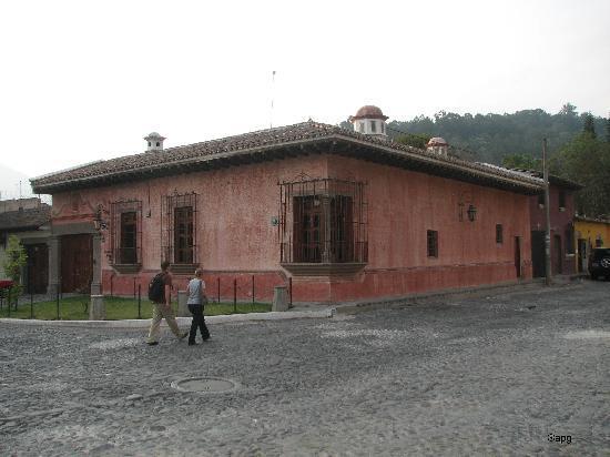 Hotel Tradiciones Antigua : Fachada
