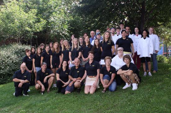 Anchor Inn: staff summer 2010