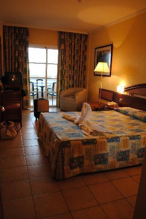 Aguamarina Golf Hotel: Chambre