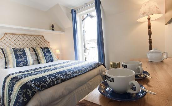Henwick House Bed & Breakfast: Balcony Standard Double