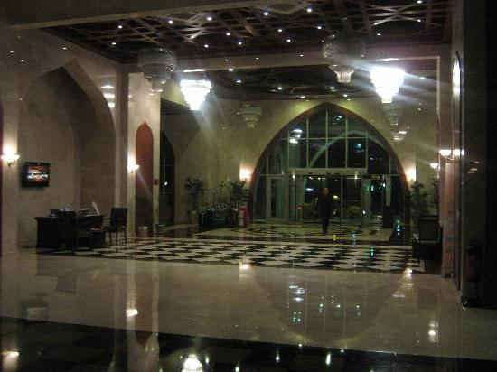 Crowne Plaza Hotel Antalya: Lobby area