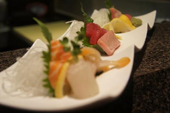 Samurai Restaurant: Sashimi