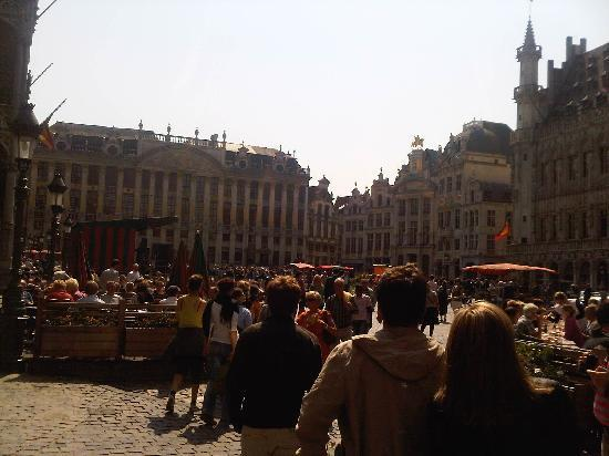 Blue Bamboo: Grande Place