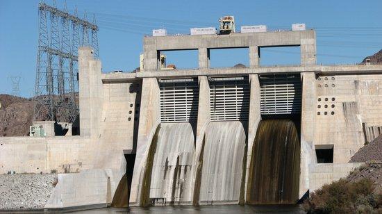 Davis Dam Foto