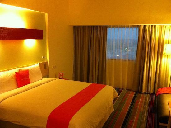 HARRIS Hotel & Conventions Kelapa Gading Jakarta: Hotelzimmer