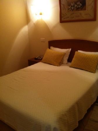 Ria Plaza Resort : double room