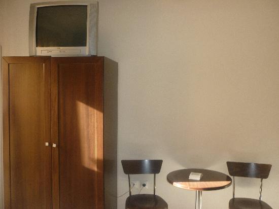 Hotel Christiana: tv