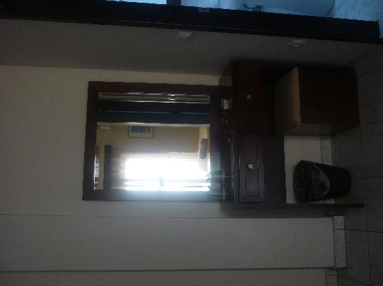 Hotel Christiana: miroir