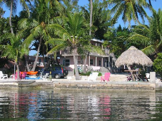 Sands of Islamorada Hotel: The Sands from the water