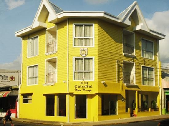 Hotel Catedral Casa Cornejo: Front View