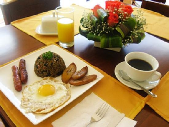 Hotel Catedral Casa Cornejo: Dinning Area