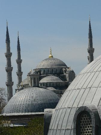 Sirkeci Mansion: Blue Mosque