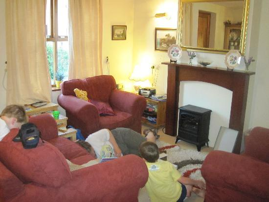 Captain Cook's Haven : living room nr13