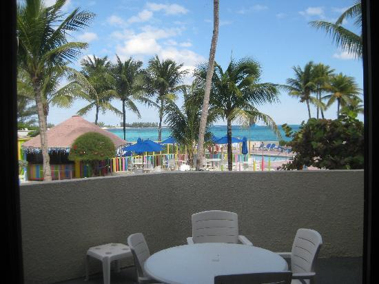 Blue Water Resort on Cable Beach: View first floor