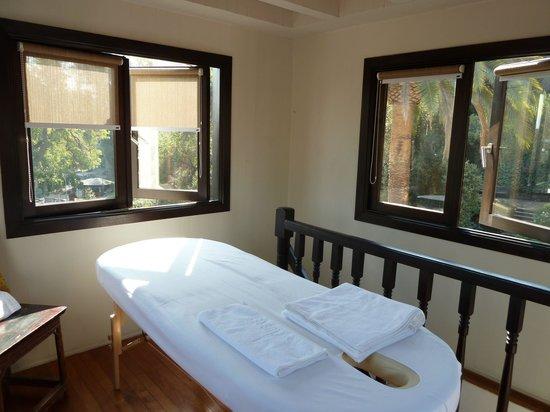 The Aubrey Boutique Hotel : Massage Please!