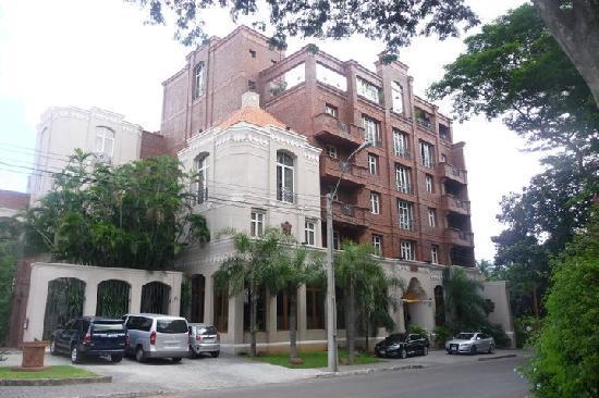 La Mision Hotel Boutique: Hotel facade