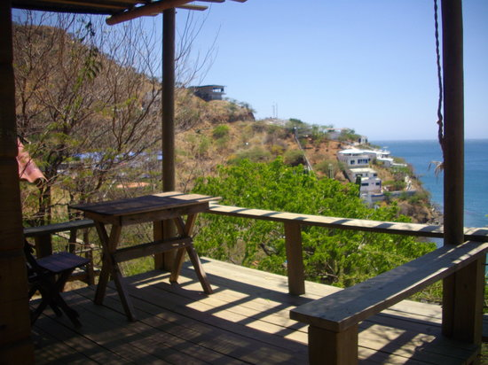 Hotel Cactus Taganga: LA TERRAZA....