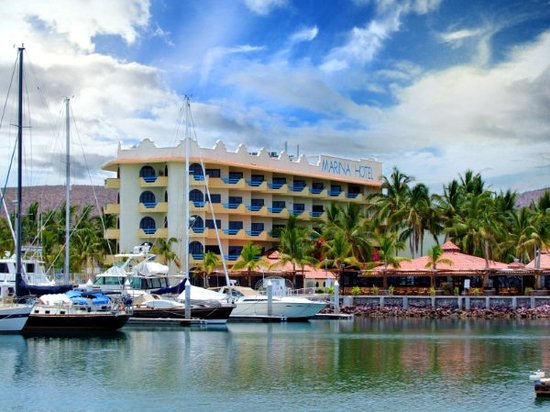 Photo of Hotel Marina La Paz