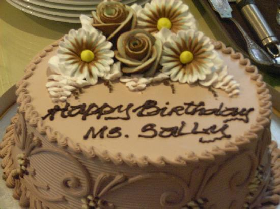 Ma Maison Boutique Hotel: Happy Birthday from Ma Maison!