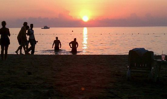 Couples Negril: Awesome sunset