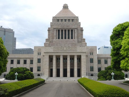 ‪National Diet Building‬