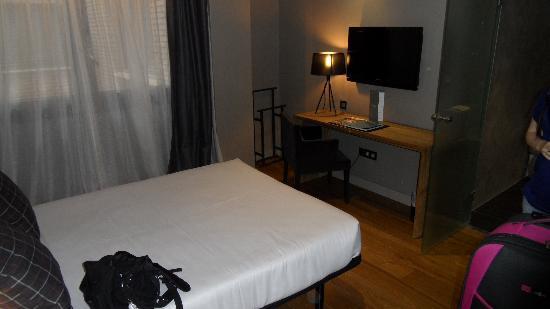 Hotel Zenit Abeba : Habitación1