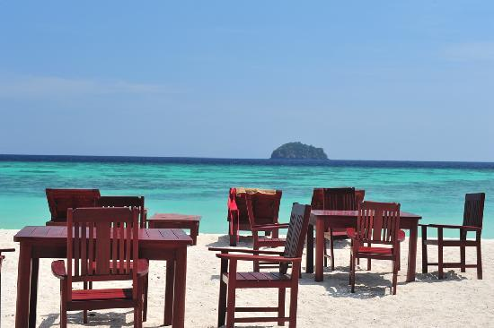 Andaresort: Anda beach