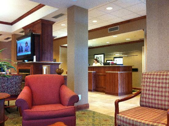 Hampton Inn Montrose: Lounge