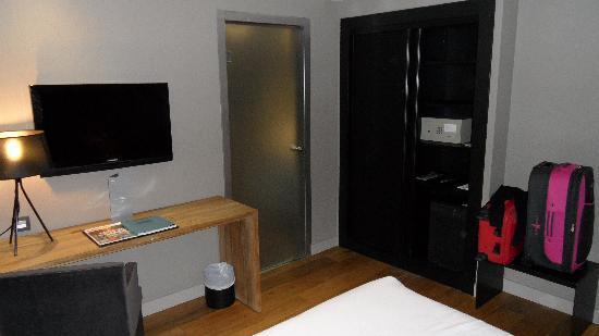 Hotel Zenit Abeba: Habitación2