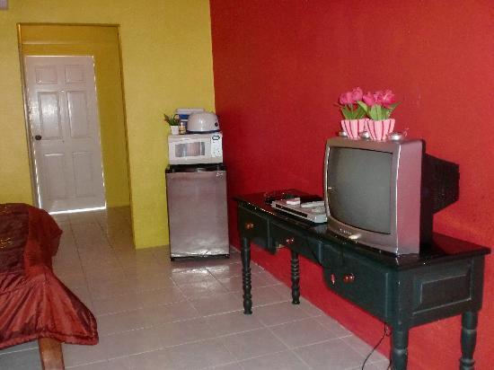 Manzanilla, Trinidad: clean room