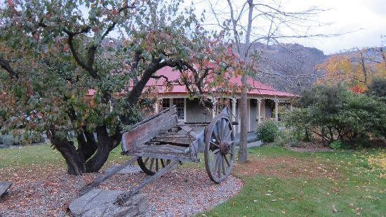 Hartley Homestead Boutique Bed and Breakfast : From the Garden
