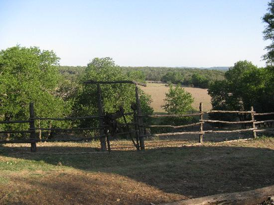Twin Elm Guest Ranch: What a view