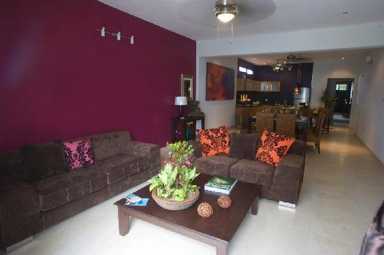 Guidos Boutique Hotel: Living Room