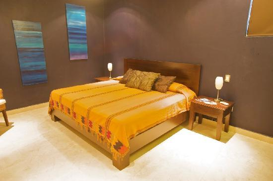 Guidos Boutique Hotel: Bedroom