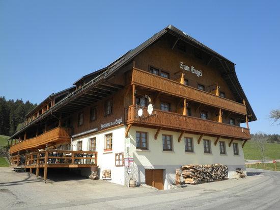 Hinterzarten, Almanya: Gasthaus Zum Engel
