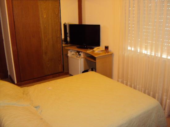 Salto Grande Hotel: El Cuarto