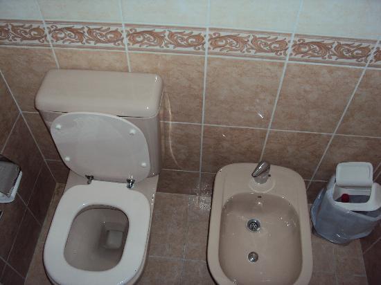 Salto Grande Hotel: El Baño