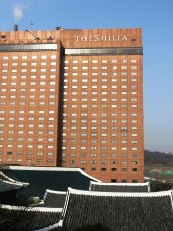 The Shilla Seoul: ホテル外観