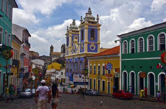 Fernando Bingre-Salvador Tour Guide: O Pelourinho-Salvador da Bahia