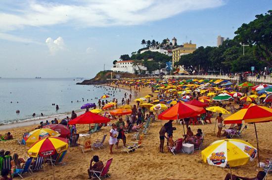 Fernando Bingre-Salvador Tour Guide: O Porto da Barra--Salvador da Bahia