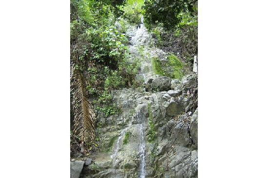 Villas Dos Primos: fall near the villa