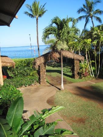 Kaanapali Ocean Inn: view from room 1512 balcony