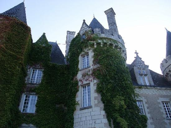 Château Golf des Sept Tours: 外観(裏)