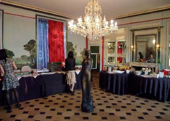 Château Golf des Sept Tours: レストラン