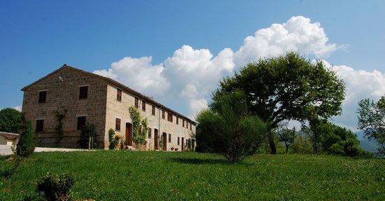 Ristorante Camere Villa dei Tigli: Il vecchio casolare